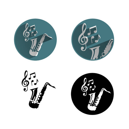 jazz icons Vector