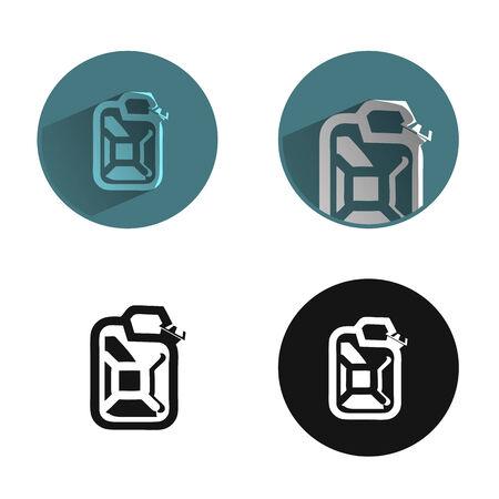 lubrication: petrol icon