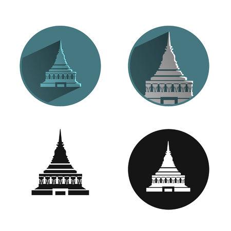 south east asia: Thailand icon