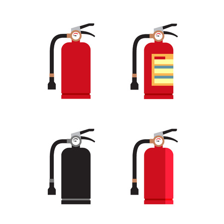 emergencies and disasters: fire extinguisher