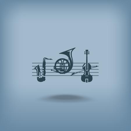 folk music: Music  Vector format