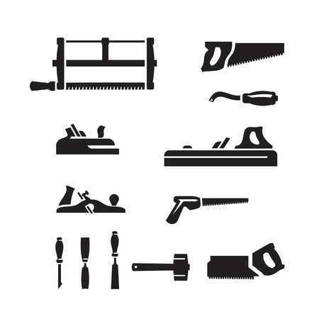 Tools  Vector format Illustration