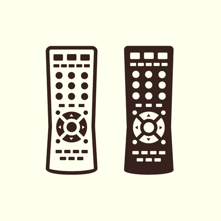 remote communication: Icon  Vector format