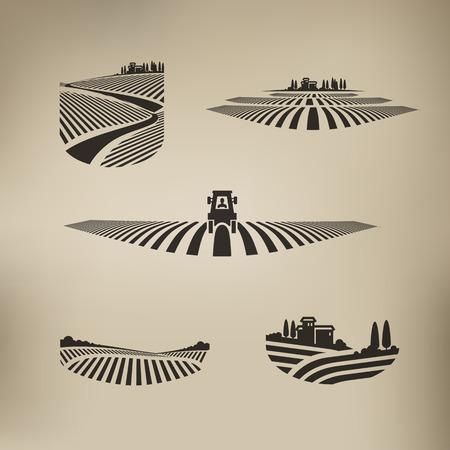 ベクトル形式の収穫