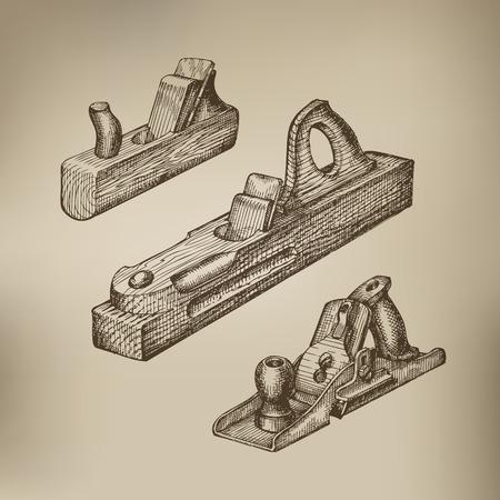 handwork: Tools  Vector format Illustration
