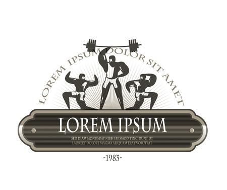 building activity: gym icon
