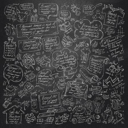 mischief: Doodle  Vector format