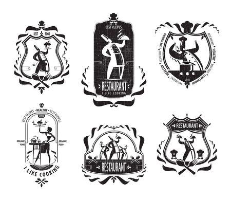 Bon appetit symbol Vector
