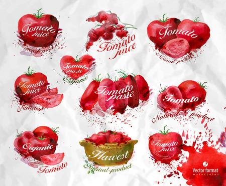 ketchup: Tomatoes