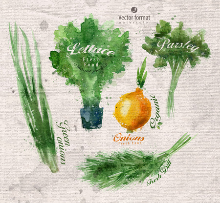 fresh herbs: Food.