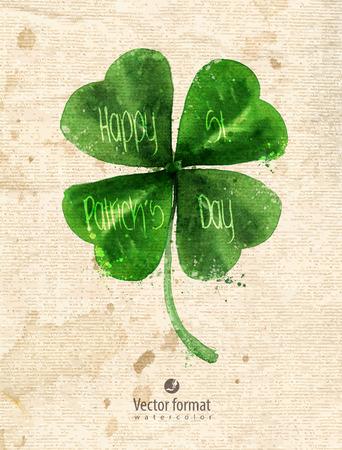 Happy St. Patrick Vector