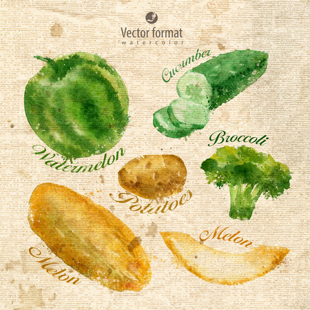 the gherkin: Vegetables