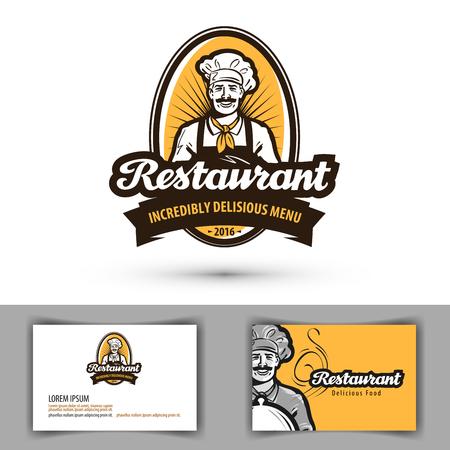 restaurant vector . cafe, diner or bistro icon