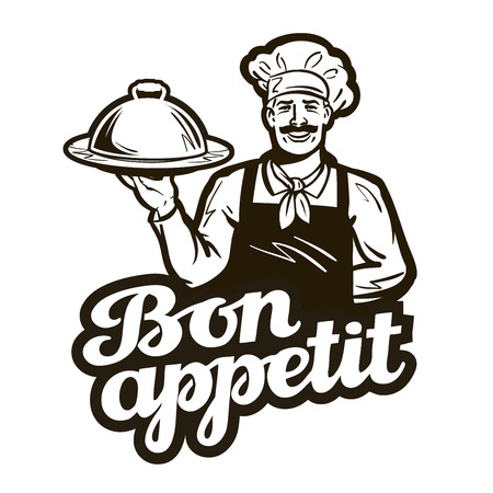 appetizers: diner, bistro vector. dish, food or cook icon