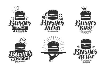 Label for menu designs vector illustration