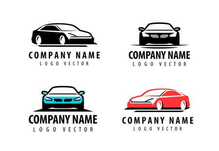 Car logo. Transport, automobile symbol vector