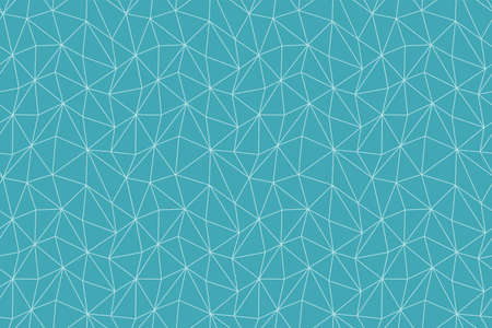 Seamless geometric background in polygonal style. Pattern vector illustration