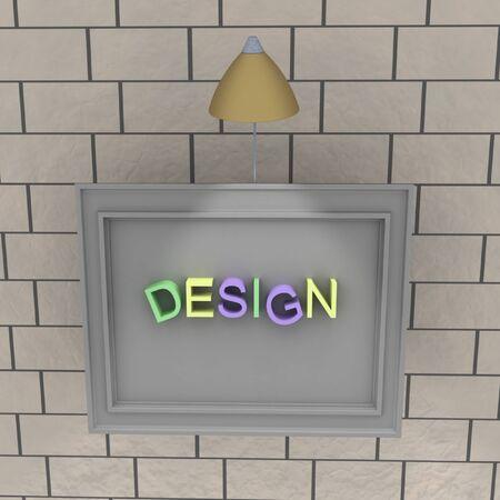 logo for advertising design Stock Photo - 9072424