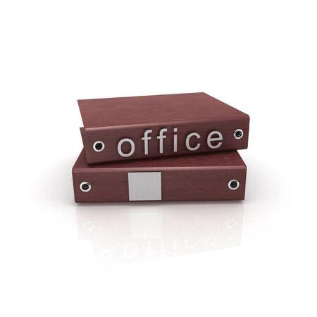 Office attribute-folder