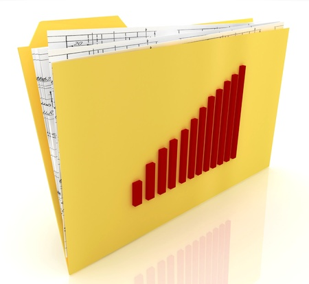 file-schedule  Stock Photo