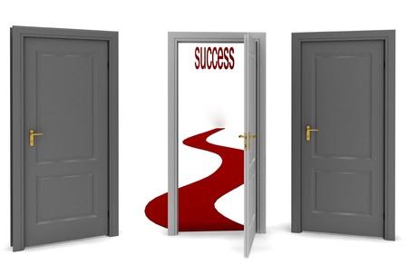 successful exit