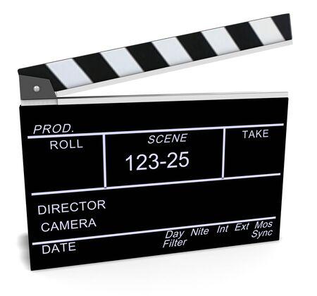 Film-cracker Stock Photo