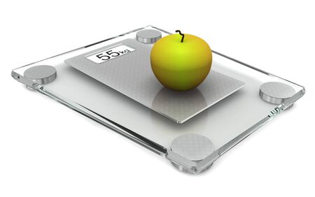 diet-scales and the concept of an apple
