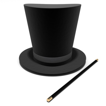attributes: attributes of the illusionist