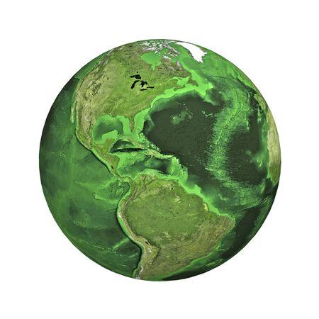 central america: Earth. Central America.