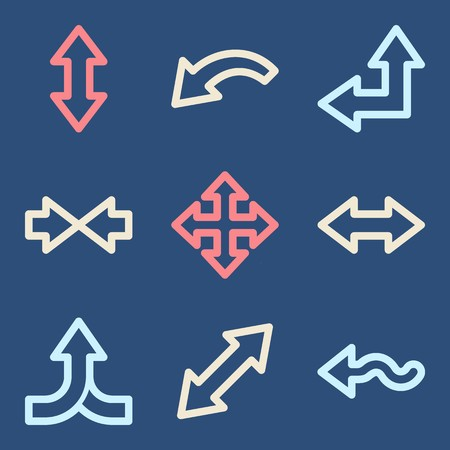 scale up: Arrows mobile icon, next step vector web sign. Business infographics symbols.