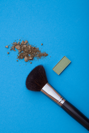 very good: Very good idea for advertizing of cosmetics. Stock Photo