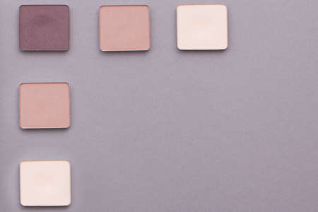 fashion art: Cosmetics for advertizing, cosmetics the top view Stock Photo