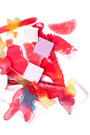 Beautiful cosmetics close-up for advertising Stock Photo