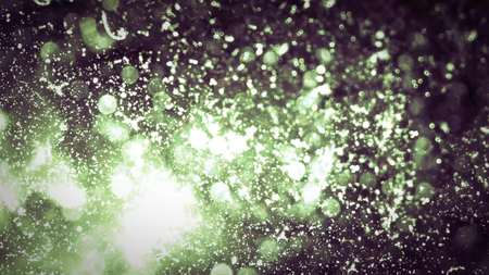 light leaks through glass with beautiful flares. seamless loop abstract motion background. 4k