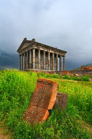 pagan: Garni Pagan Temple (Armenia).