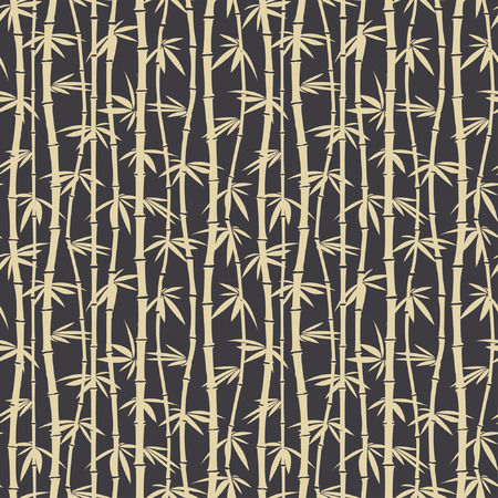 bamboo leaves: bamboo pattern