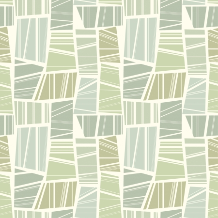 tile pattern: one pattern in abstract style Illustration