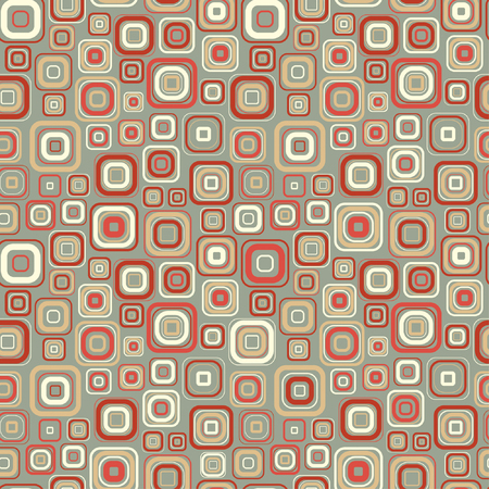 one pattern in abstract style Illustration