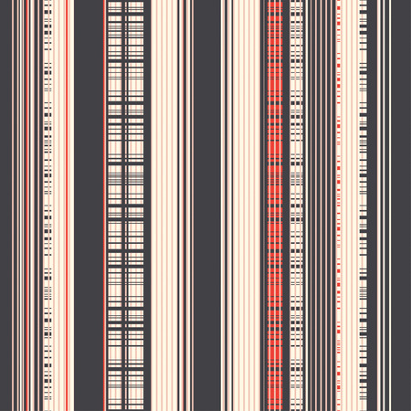 seamless tile: striped pattern in abstract style
