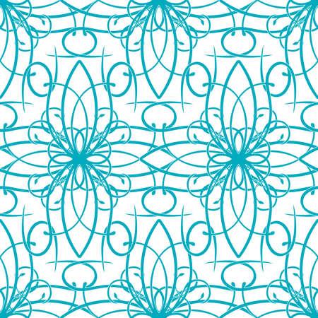 wallpaper pattern in modern style Stock Vector - 6790772
