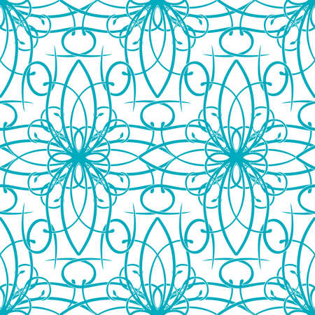 wallpaper pattern in modern style Vector