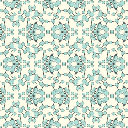 abstract background in seamless pattern Vector