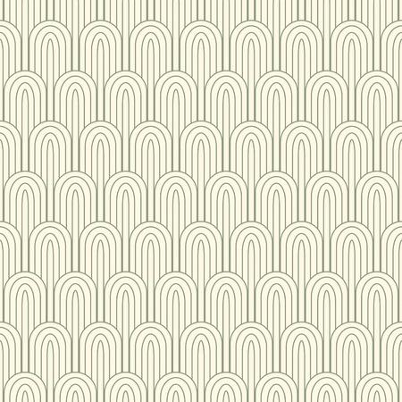 striped pattern in art nuvo style