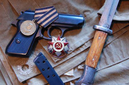 Military arangement Stock Photo - 2403808