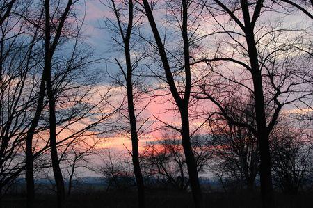 horisontal: sunset horisontal