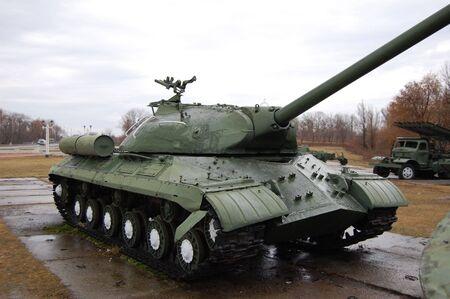 tank Joseph Stalin-3 photo