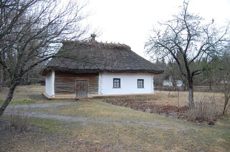 old ukrainian house Stock Photo - 2438592
