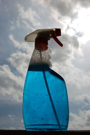 Cleaning liquid photo