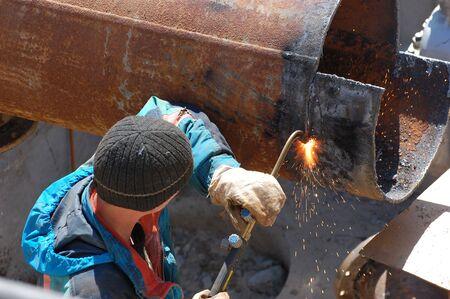 welded: Welder