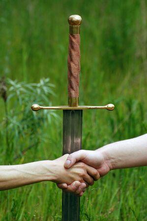handshake Stock Photo - 3125164
